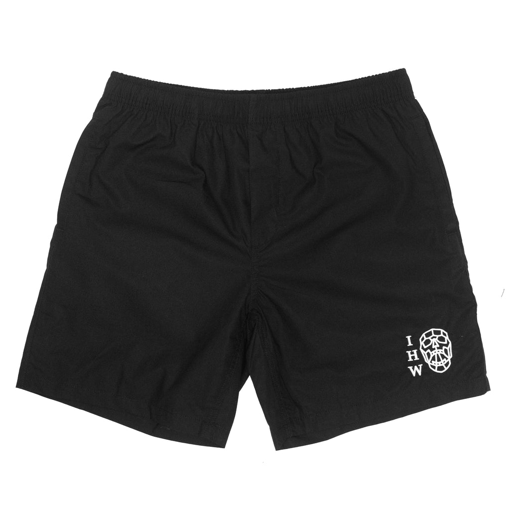 Nightmare Catcher Beach Shorts (Black)