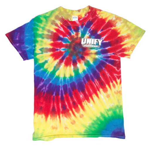 Celebrate The Noise Tee (Tie Dye)
