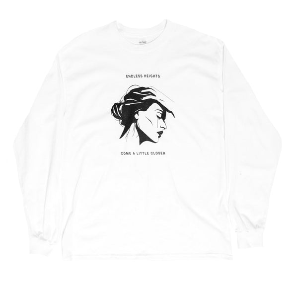 Closer Longsleeve (White)