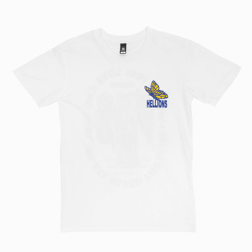 Butterfly Tee (White)