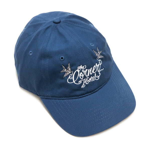 Sparrow Logo Cap (Harbour Blue)