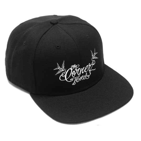 Sparrow Logo Cap (Black)