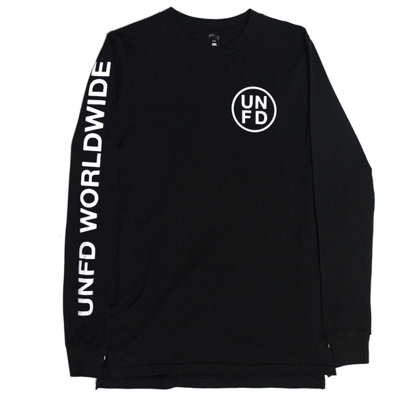UNFD merch 3M Reflective Longsleeve (Black)