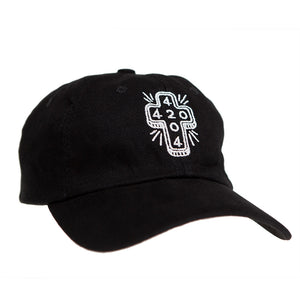 Deez Nuts Official Merch - 420 Cap (Black)