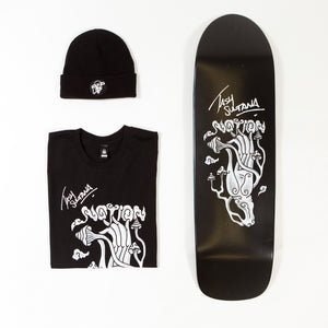Tash Sultana Official Merch - Notion Tee (Black)
