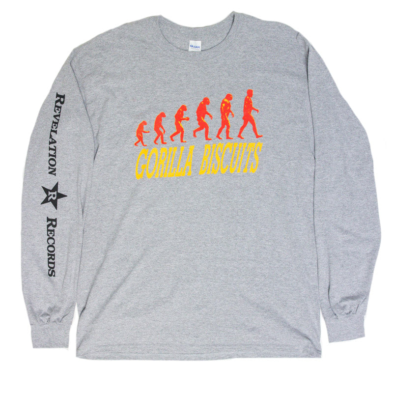 Start Today Longsleeve (Grey)