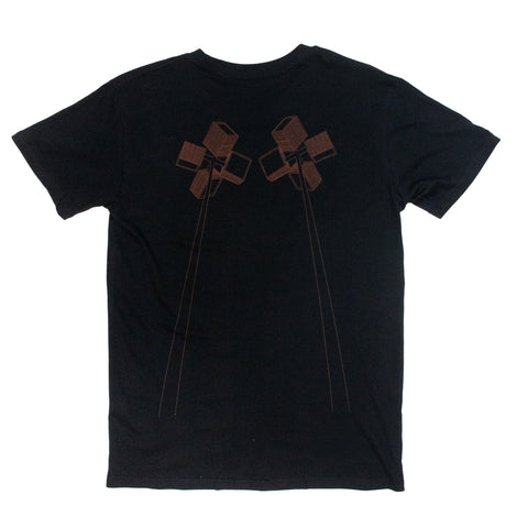 Speaker Box Tee (Black)