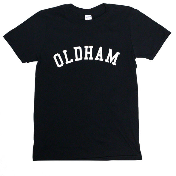 Knocked Loose merch Oldham Tee (Black)