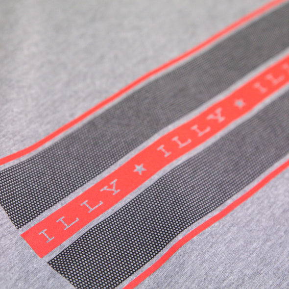 Two Degrees Long Sleeve (Grey)