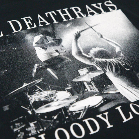 DZ Deathrays // Live Photo Tee (Black)