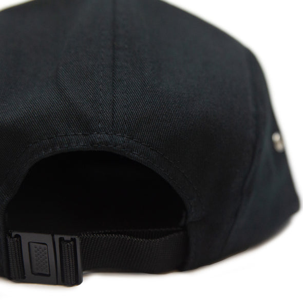 Suffer Embroidered Cap (Black)