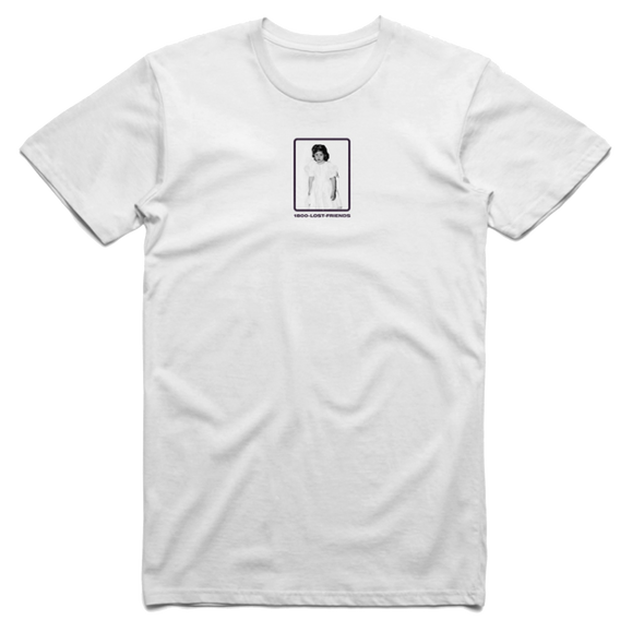 Lost Friends Mens Tee