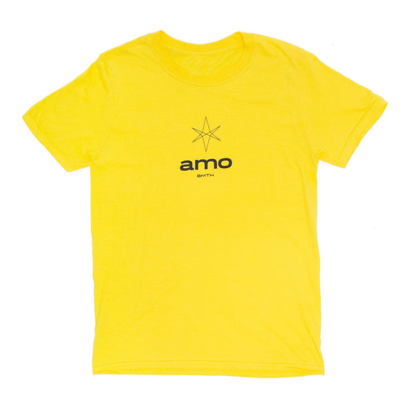 Hexagram Amo Tee (Yellow)