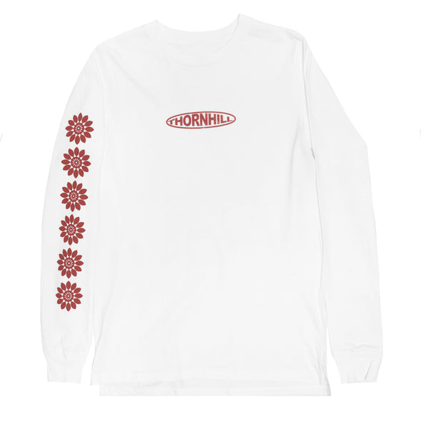 Flower Longsleeve (White)