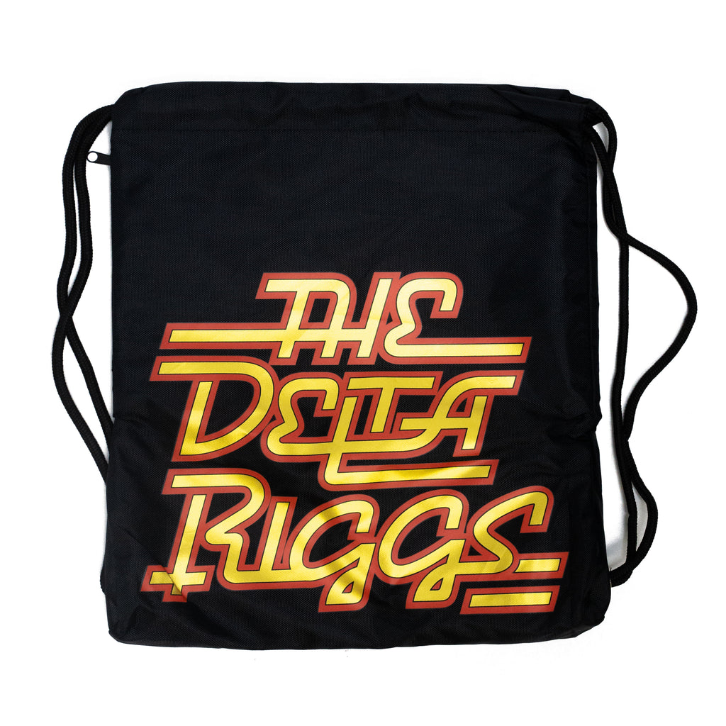 The Delta Riggs Bag (Black)