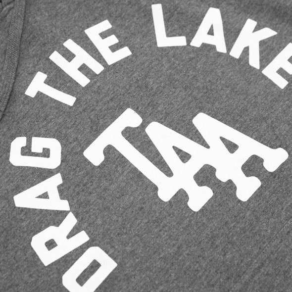 Drag The Lake Hoodie (Grey Marle)