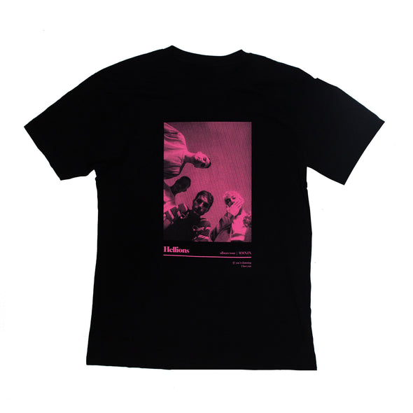 2019 Aus Tour Tee (Black)