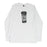 Deez Nuts merch Remedy Longsleeve (White)