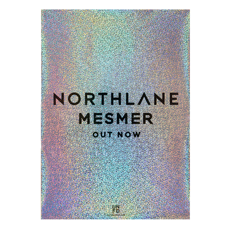 Mesmer Hologram A2 Poster + Digital Download