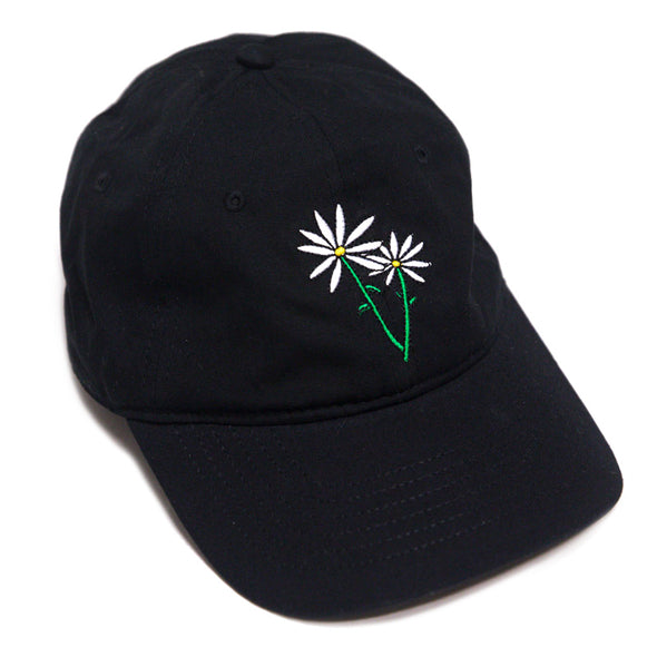 Flower Cap (Black)
