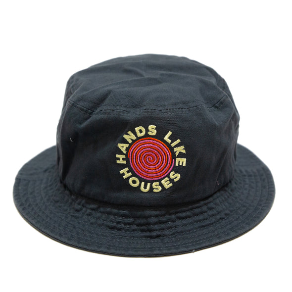 Spiral Logo Bucket Hat (Embroidered)