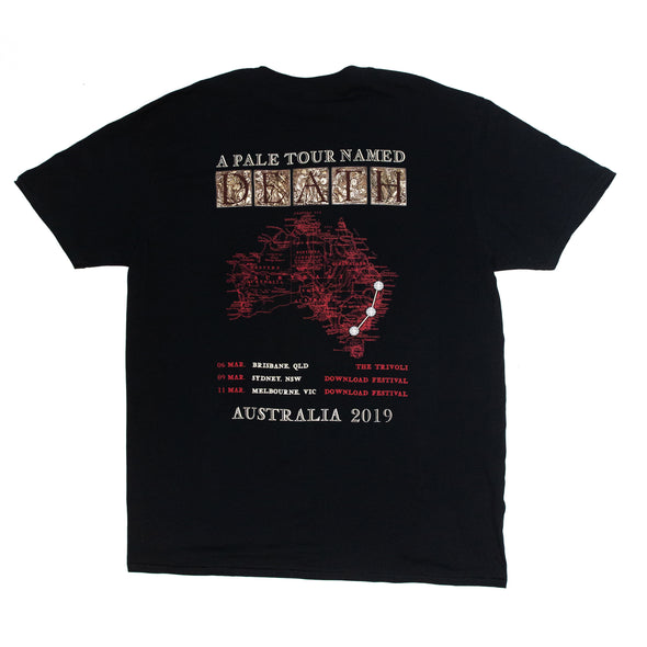 Prequelle Cover 2019 Tour Tee