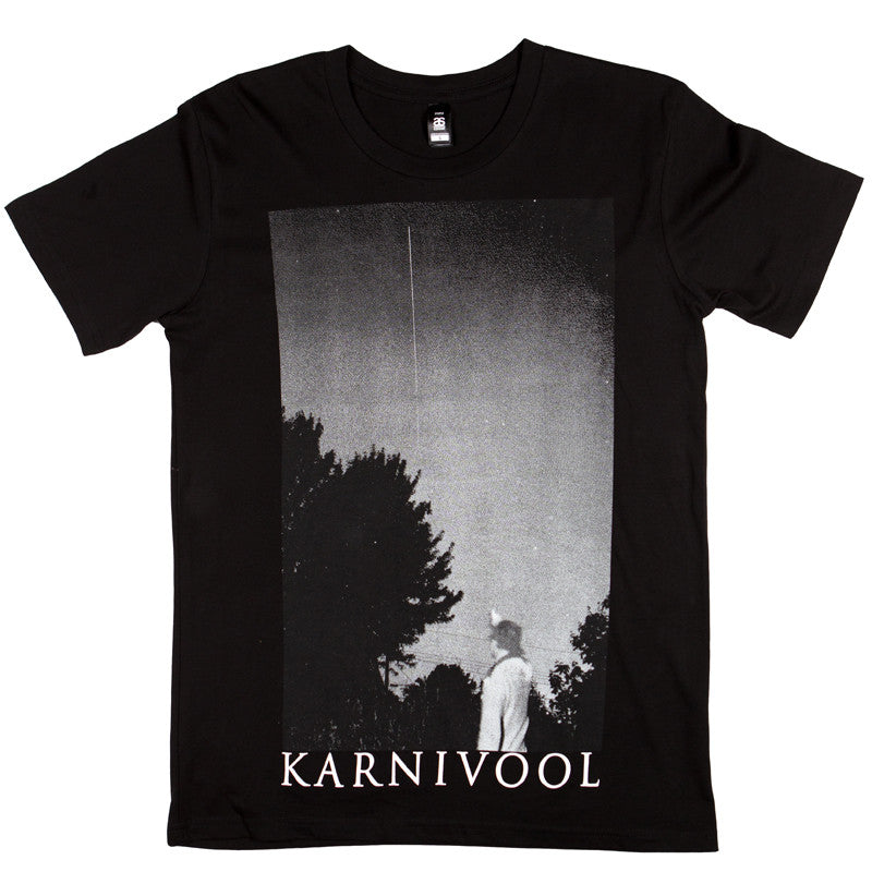 Karnivool Official Merch - Night Sky Tour Tee (Black)