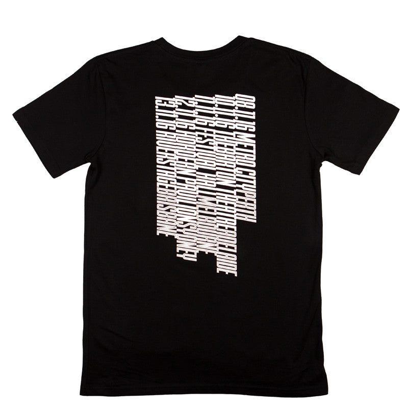 Night Sky Tour Tee (Black)