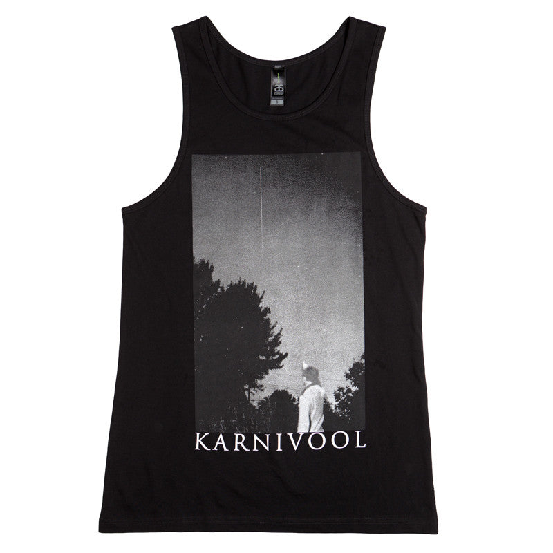 Karnivool Official Merch - Night Sky Tour Tank (Black)