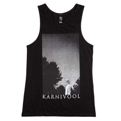 Night Sky Tour Tank (Black)