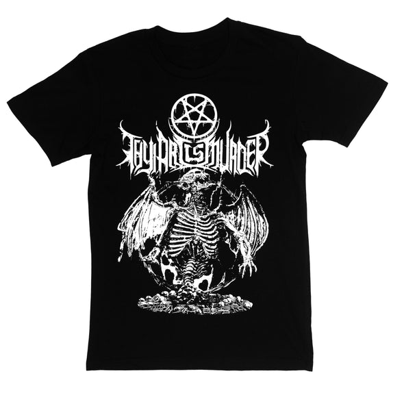 Skeleton Demon Tee (Black)