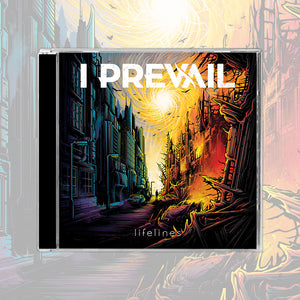 I Prevail Official Merch - Lifelines (CD)