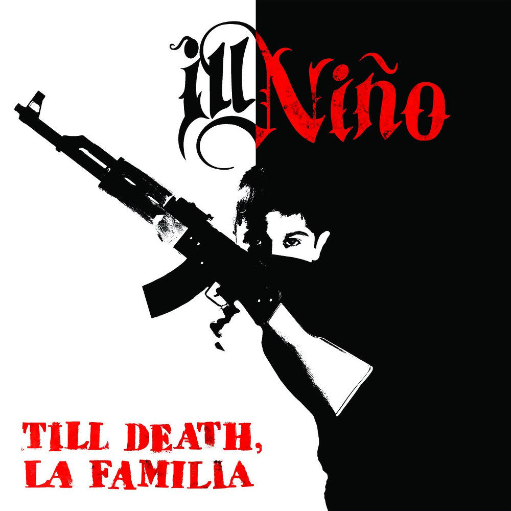 Ill Nino Official Merch - Til Death, La Familia (CD)