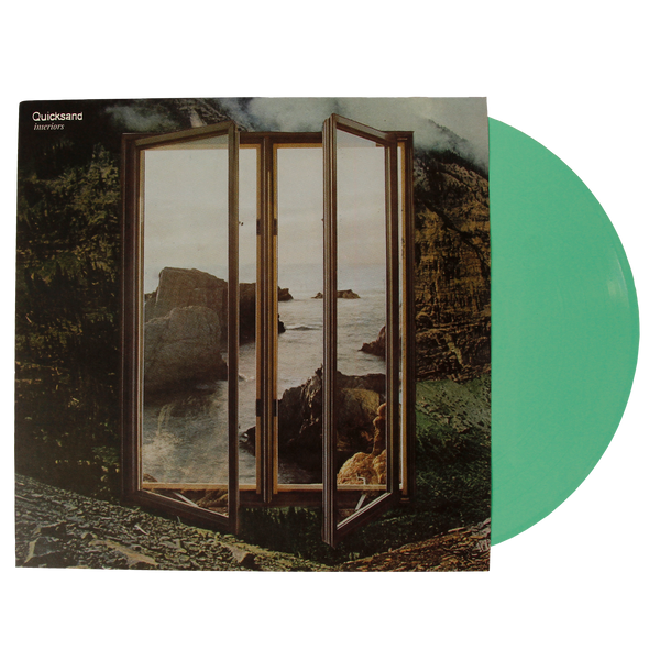 "Interiors 12"" Vinyl (Indie Exclusive Mint Green)"