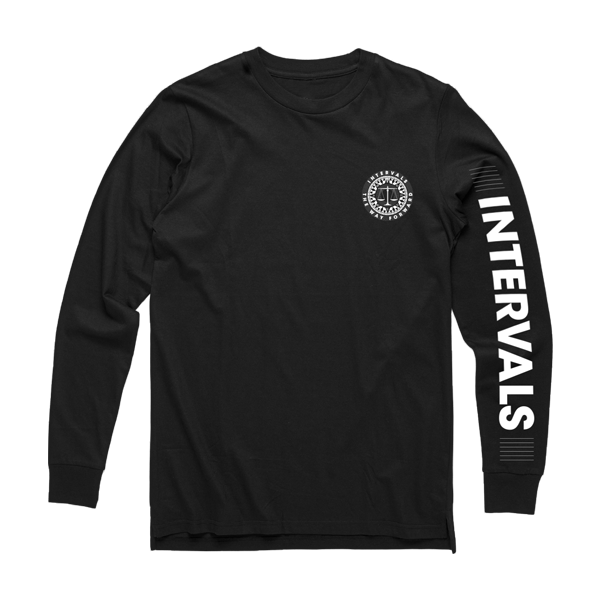 Scales Long Sleeve (Black)