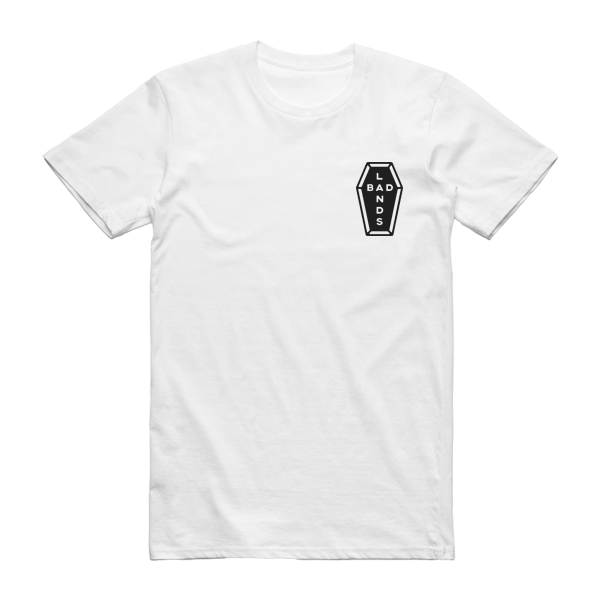 Into Debris Tee (White)