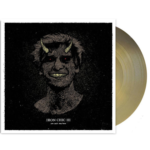 You Can't Stay Here LP (Gold)