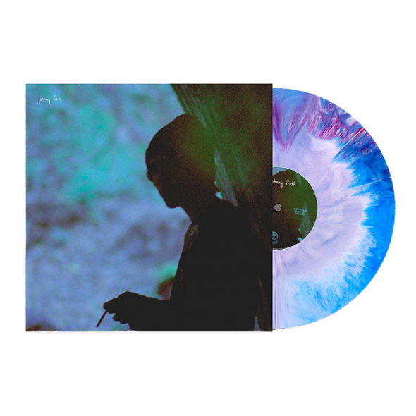 "October / Far Away 12"" Vinyl (Blue & Purple Starburst)"