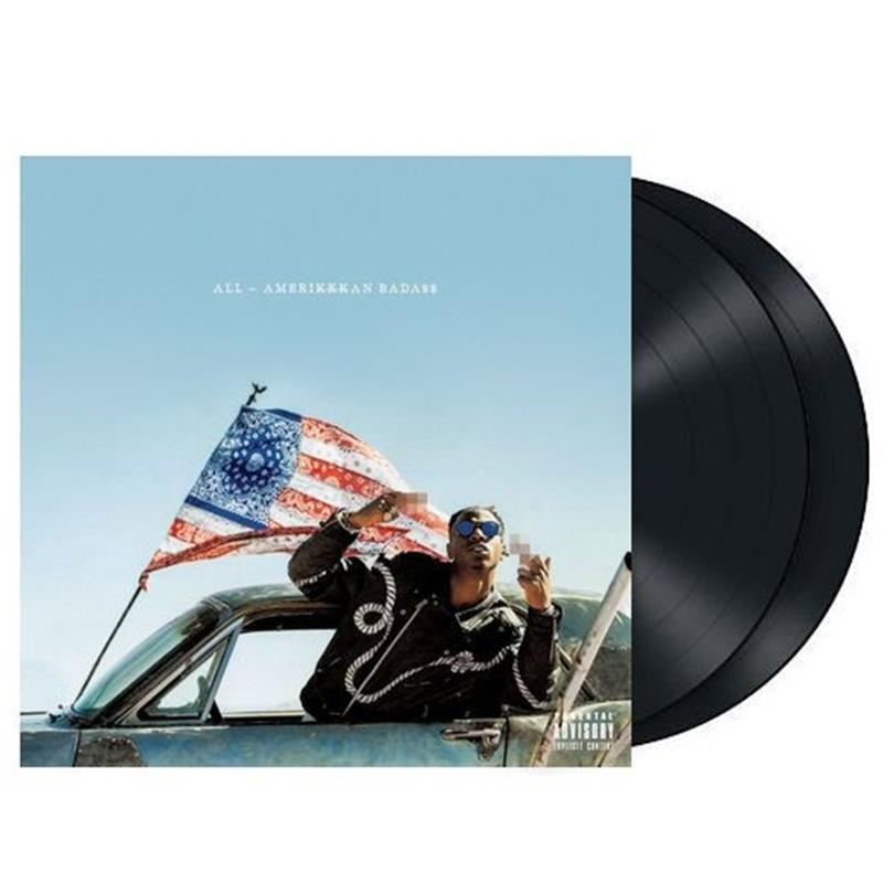 All - Amerikkkan Bada$$ (2LP)