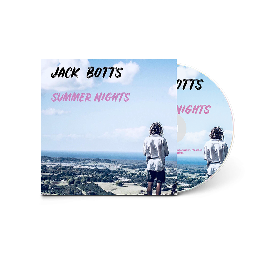 Summer Nights CD