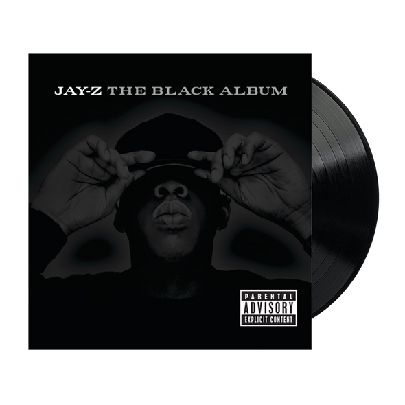 "The Black Album 12"" Vinyl"