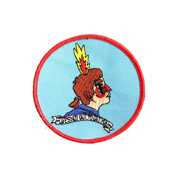 Neck Deep Official Merch - Jude Head Patch