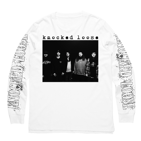 KL Band Long Sleeve (White)