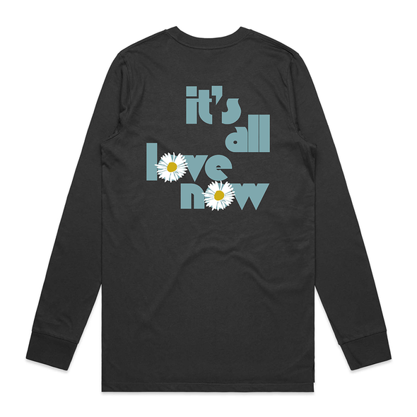 It's All Love Now Longsleeve (Coal)