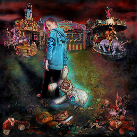 "Korn merch The Serenity Of Suffering (12"" Vinyl)"