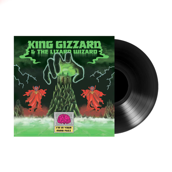 "I'M IN YOUR MIND FUZZ 12"" Vinyl"