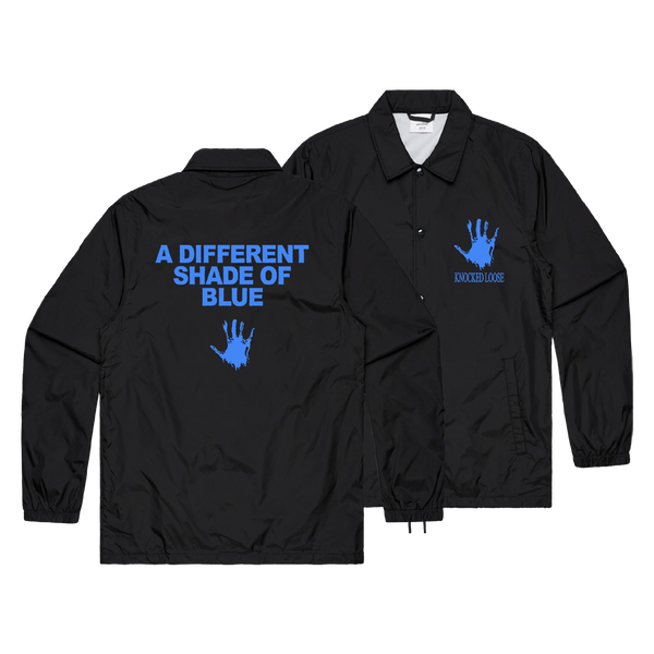 A Different Shade Of Blue Coach Jacket