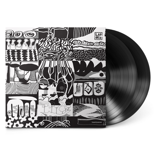 "twentyseven 12"" Vinyl Double (Black)"