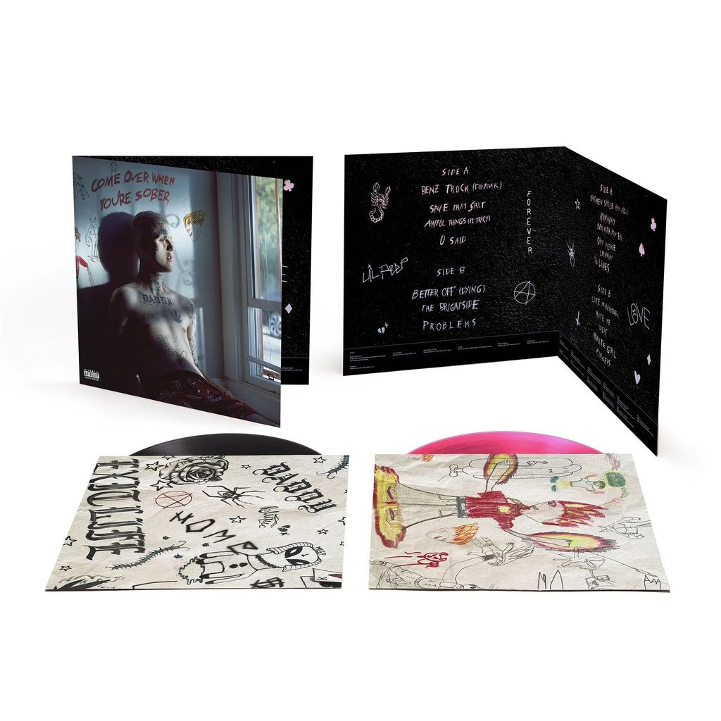 Come Over When You're Sober, Pt. 1 & 2 Vinyl (Limited Edition 2LP)