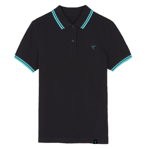 Moose Blood Polo (Black)
